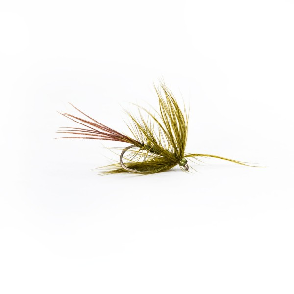 Mayfly Olive Drowned