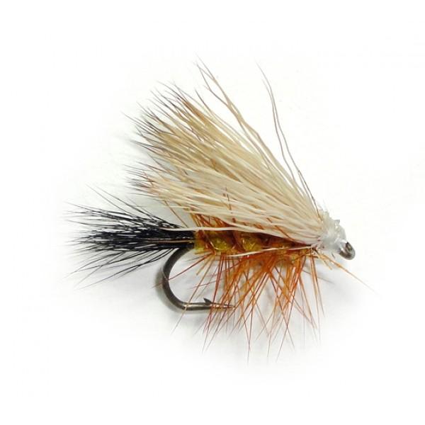 Bucktail Caddis Yellow
