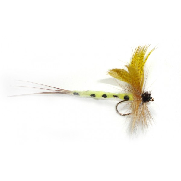 Mayfly Thomas Yellow