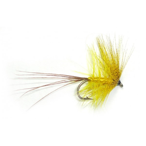 Mayfly Yellow Drowned