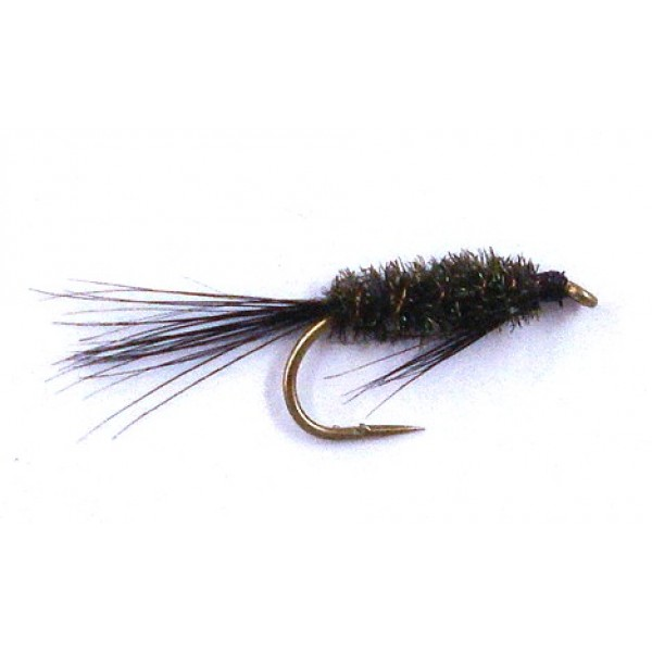 Diawl Bach Black And Peacock
