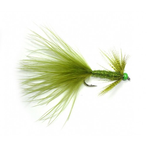 Greenhead Damsel