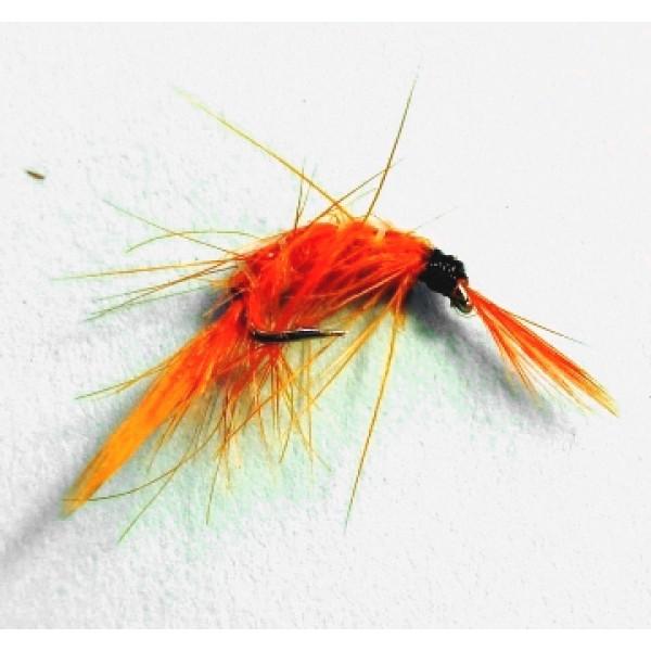 Orange Scud (Curved)