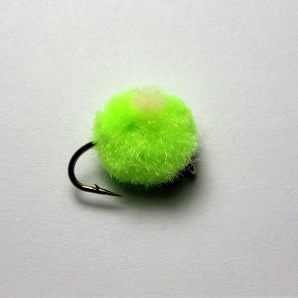Lime Hot Spot Eggs