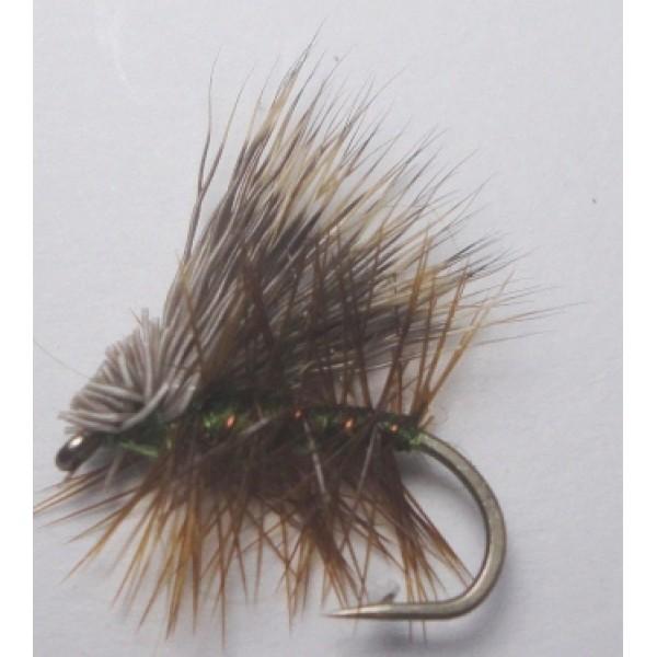 Deer Hair Caddis Olive