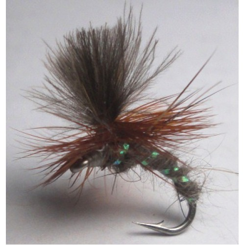 Parachute Emerger Hares Ear